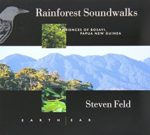 Pochette disque Rainforest Soundwalks de Steven FELD