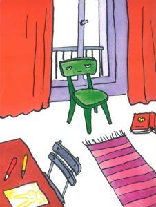 Madame la chaise Monfreid 2