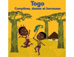 Togo : comptines, danses et berceuses / Amen Viana